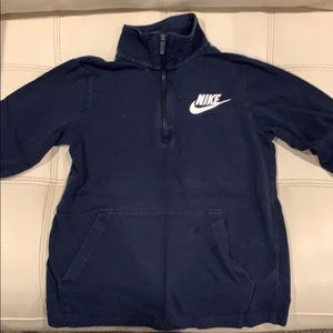 Nike Youth Small Half ZIP